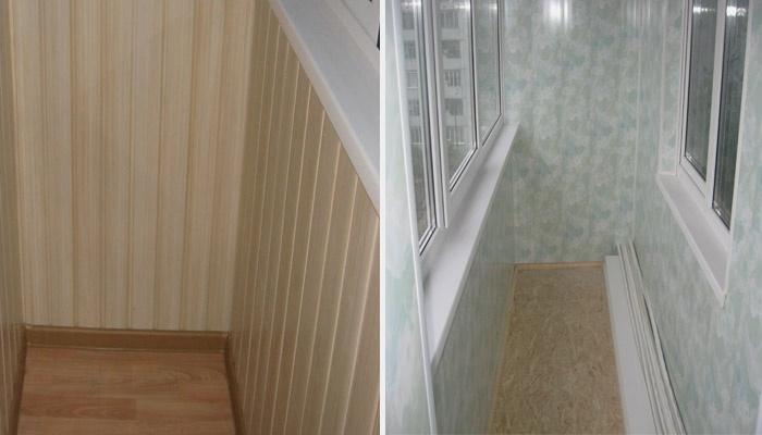 Отделка стен и потолков квартир и домов панелями пвх - ск ва.